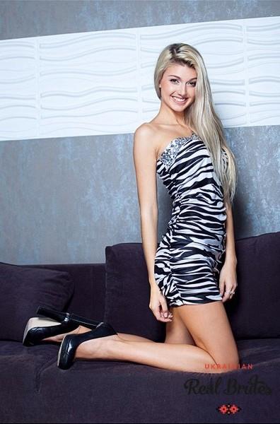 Profile photo Ukrainian bride Alyona