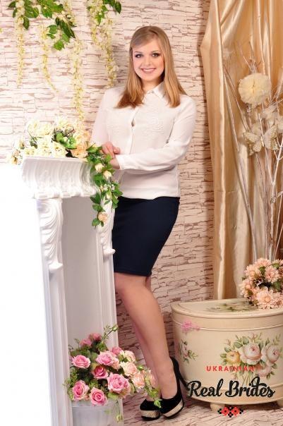Photo gallery №6 Ukrainian girl Alena