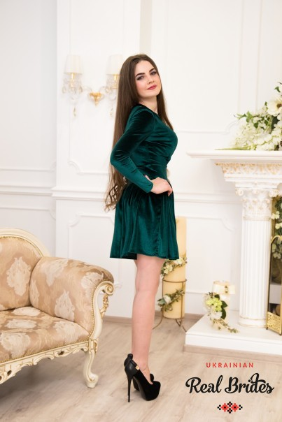 Photo gallery №4 Ukrainian bride Victoria