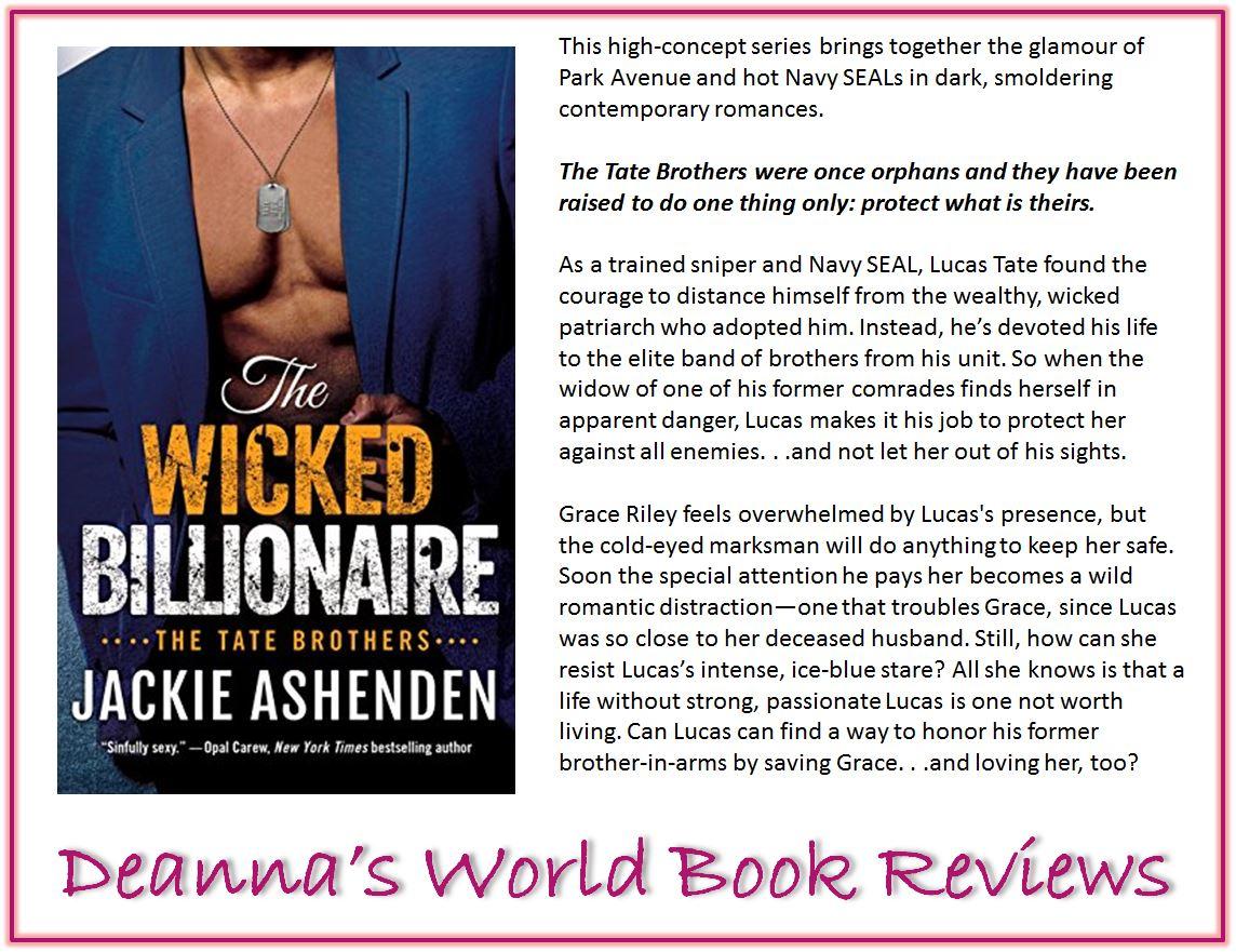 The Wicked Billionaire by Jackie Ashenden blurb