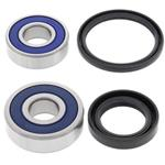Front Wheel Bearings and Seals Kit Honda XL600V Translap - 25-1602B - Boss Bearing