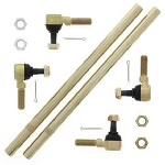 12mm Tie Rod Upgrade Kit Honda TRX450ER Electric Start 2006 2007 2008 2009 2012 2013 2014