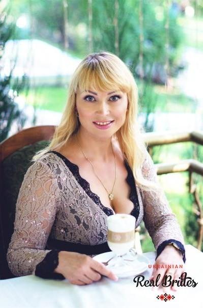 Profile photo Ukrainian women Lesia