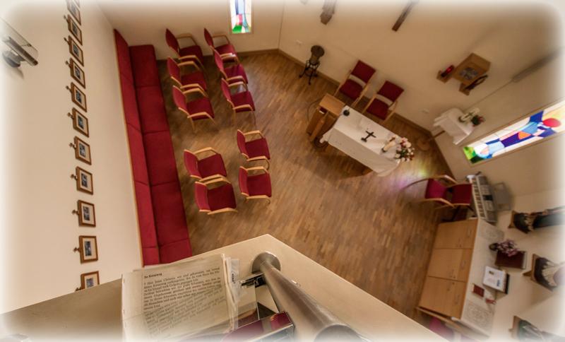 Kapelle im Seniorenwohnheim Mehrnbach