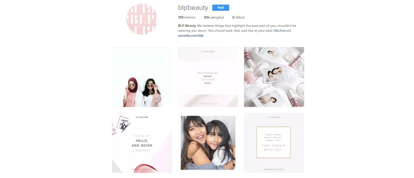 instagram blpbeauty