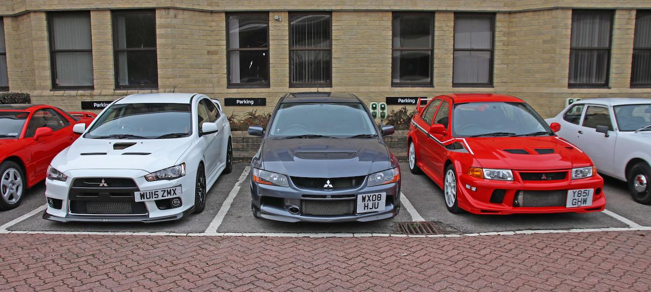 Mitsubishi Motors to auction UK Heritage Fleet