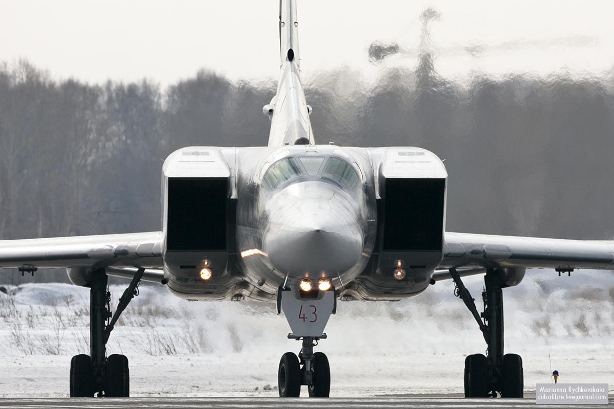 Ту-22 в Новосибирске