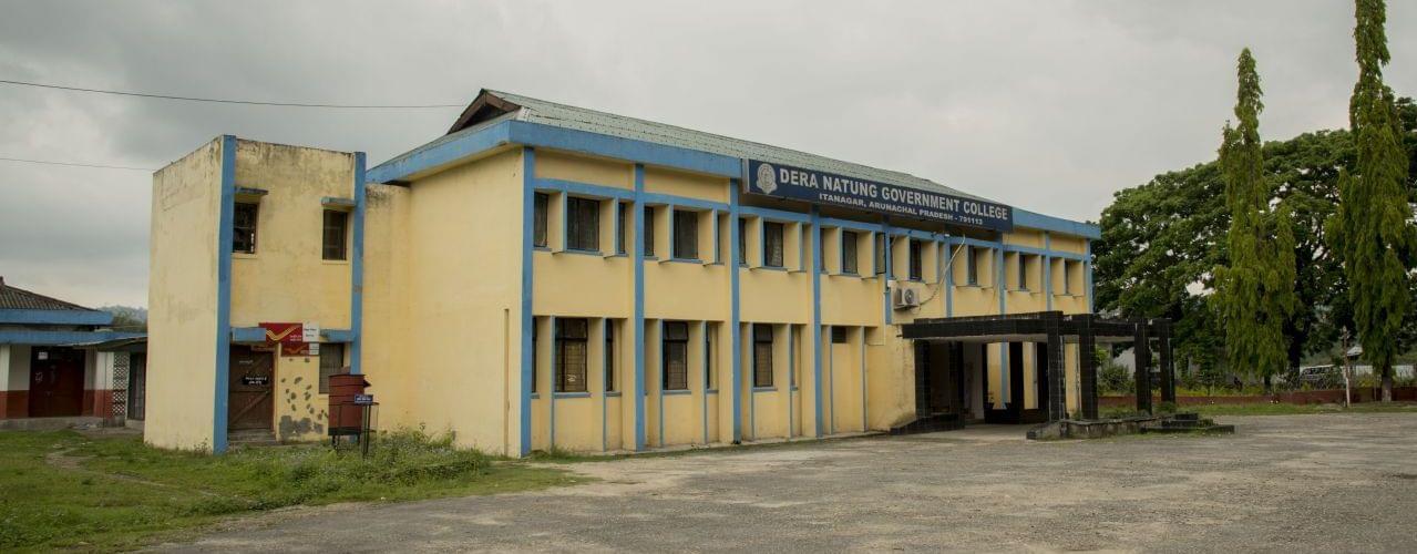 Dera Natung Government College, Itanagar Image