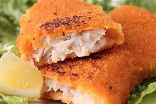 Рыба во фритюрнице рецепт с фото