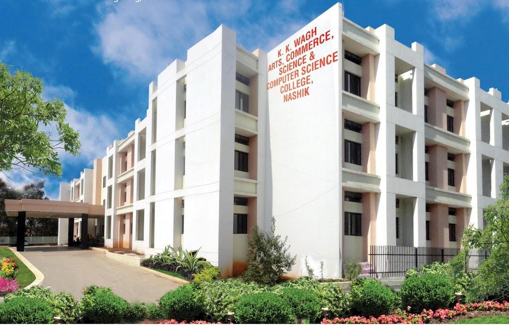 K. K. Wagh Arts, Commerce, Science and Computer Science College Saraswati Nagar, Nashik