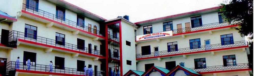 Sri Sai School College of Nursing, Mandi Image