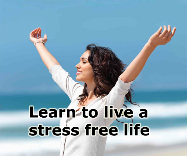 Stress free better health