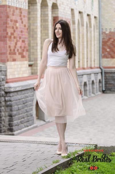 Photo gallery №3 Ukrainian bride Anna
