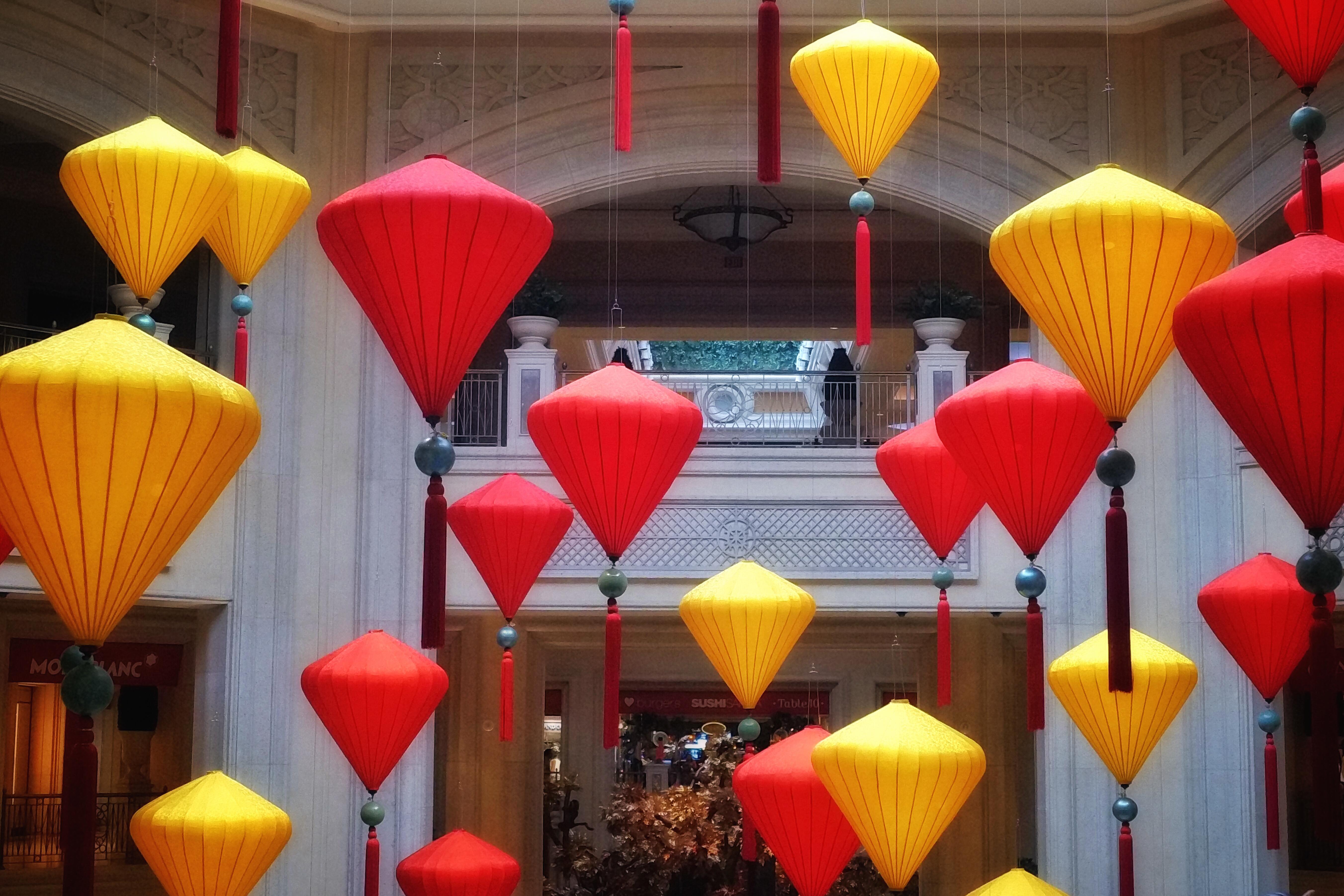 Venetian Balloons