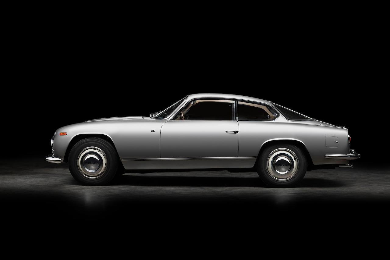 London Concours reveals Lancia Legends display