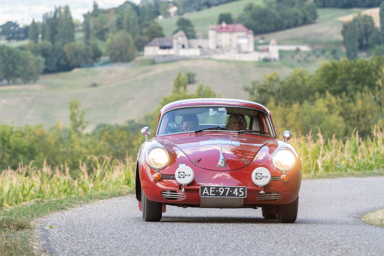 Rally the Globe's Carrera Iberia Rally an instant success