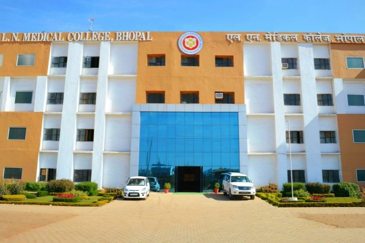 L.N. Medical College and Research Centre, Bhopal Image
