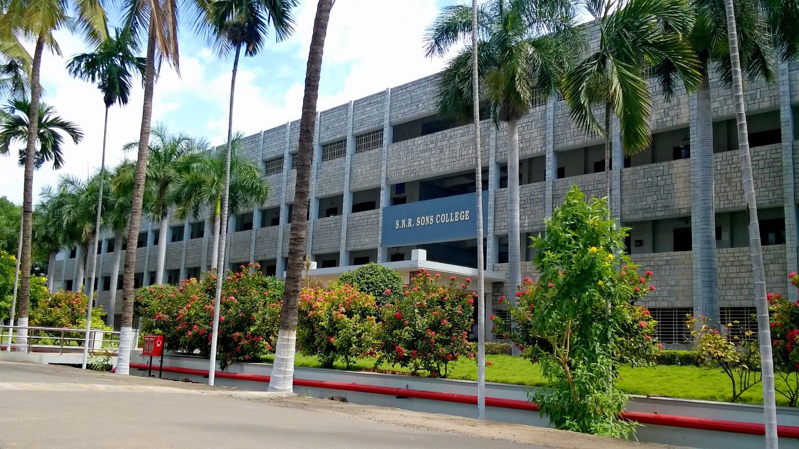 Sri Ramakrishna College of Arts and Science, Coimbatore Image