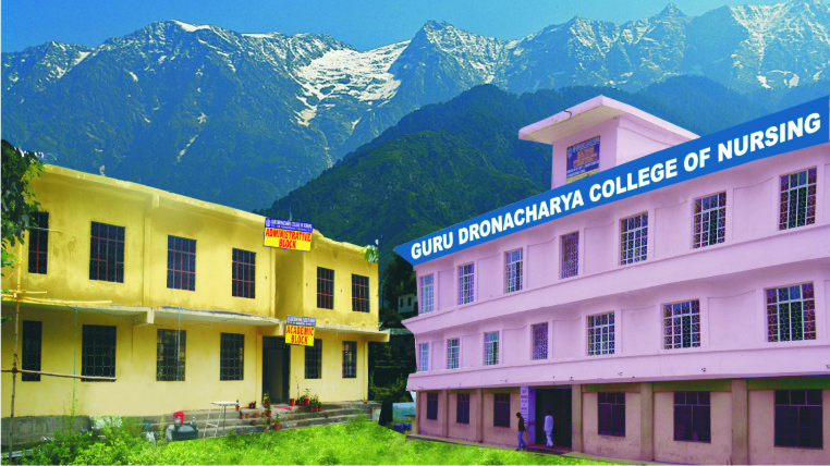 Guru Dronacharya College Of Nursing, Kangra