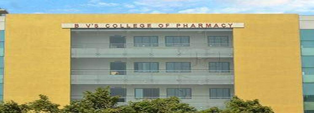 Bharati Vidyapeeth Institute Of Pharmacy