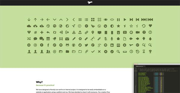 Linecons Free (45+ icons)