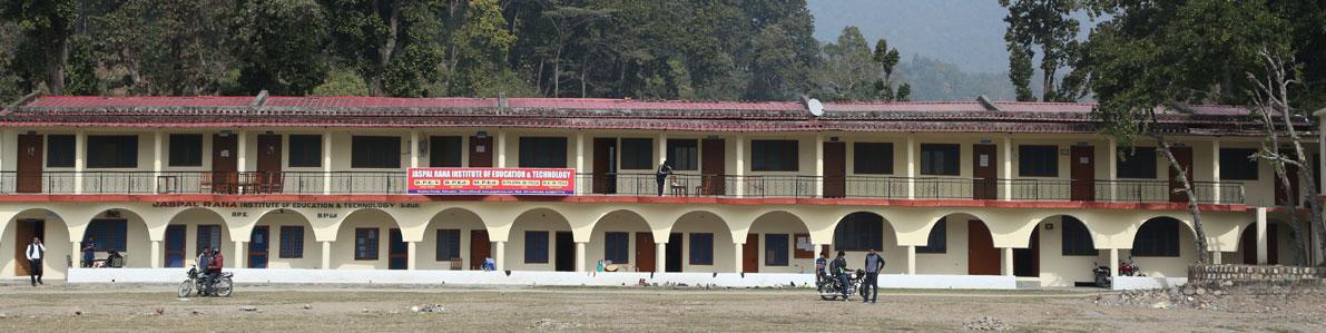 Jaspal Rana Institute of Education and Technology, Dehradun Image