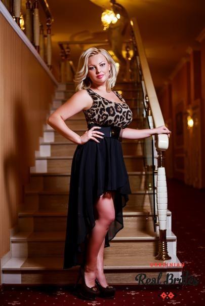 Photo gallery №8 Ukrainian bride Kristina