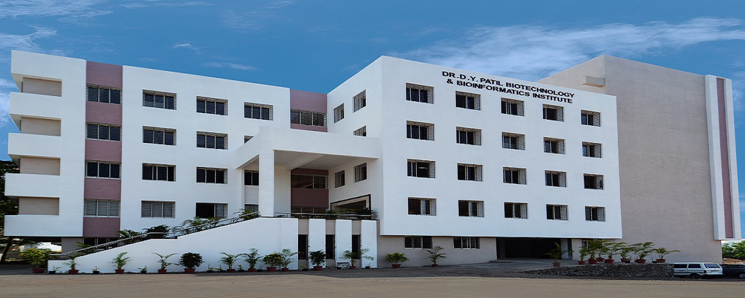 Dr. D. Y. Patil Biotechnology and Bioinformatics Institute, Pune Image