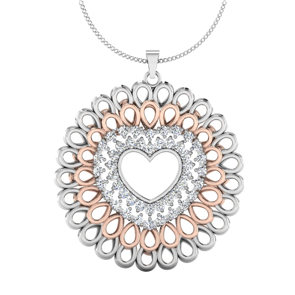 The Intended Diamond Pendant