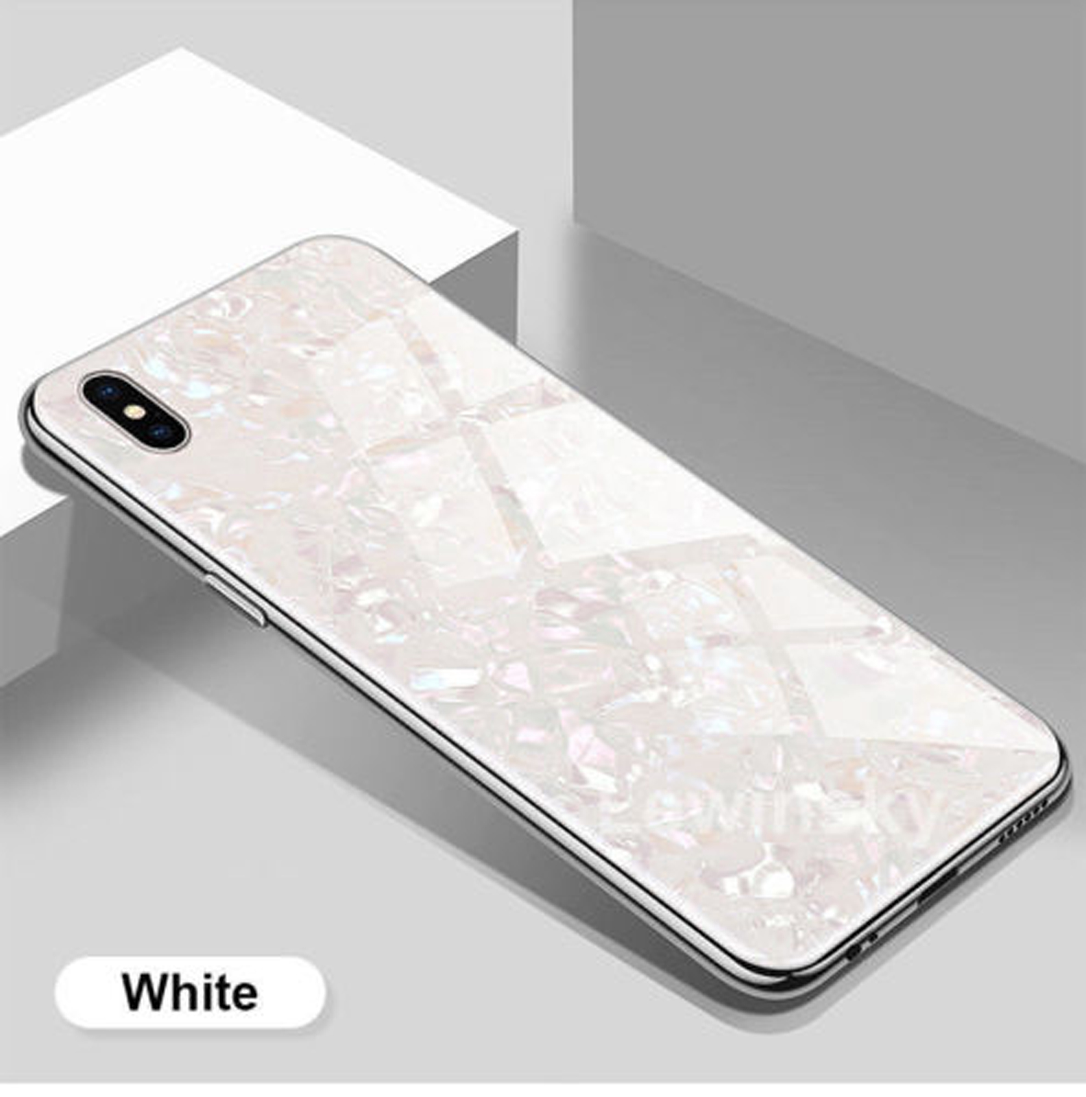 Luxury-Marble-Tempered-Glass-Case-Cover-For-Apple-iPhone-X-XS-XR-Max-10-8-7-6s-6 thumbnail 67