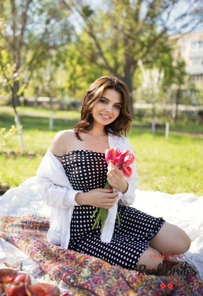 Photo gallery №3 Ukrainian bride Ksenia