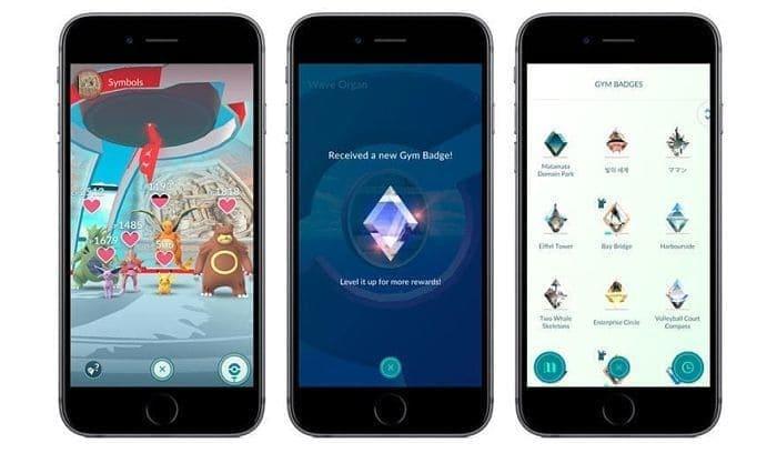 Pokémon GO : Inscurciones y Gimnasios 2.0 No te pierdas las novedades.