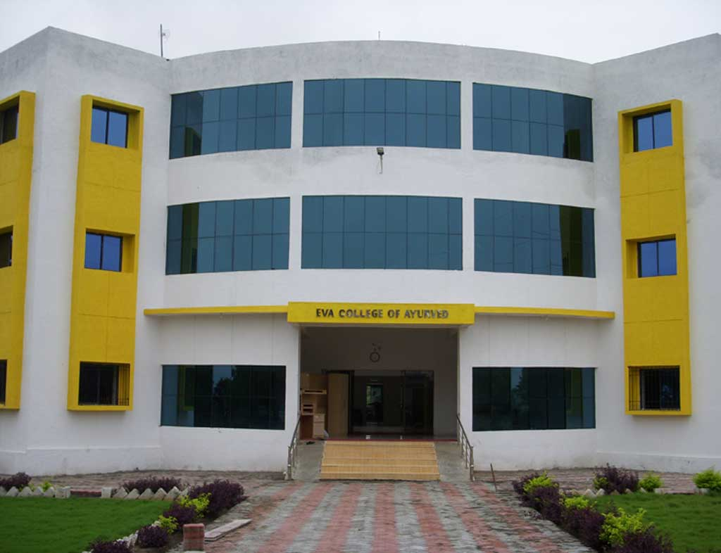 Eva College of Ayurved, Rajkot