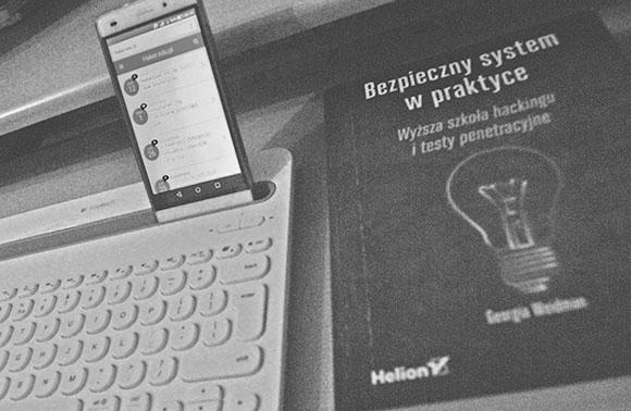 Bezpieczny system w praktyce to idealna książka dla początkujących hackerów i IT szkół uczących o bezpieczeństwie