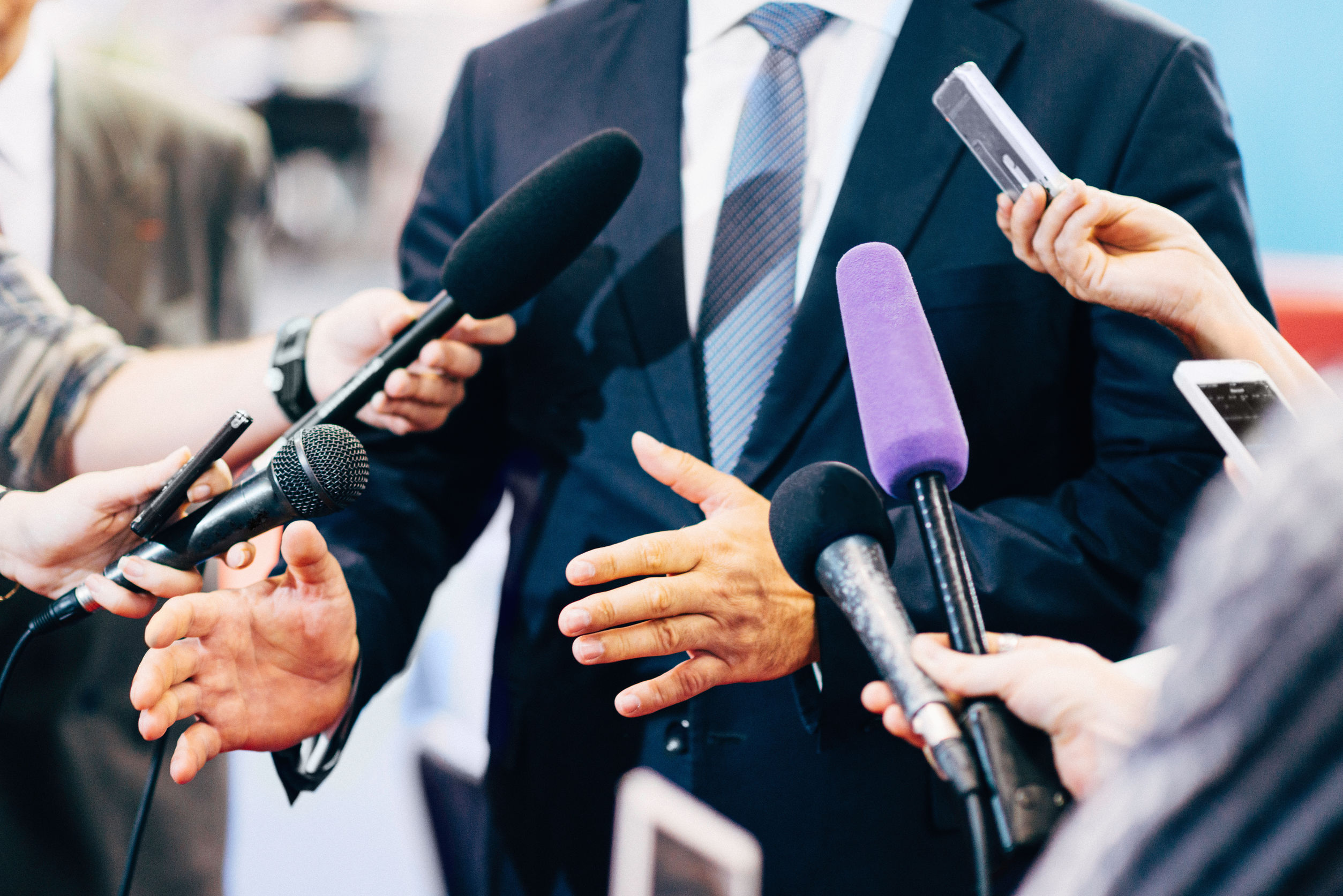 Hubungan baik dengan media