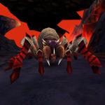 Odporný pekelný pavouk