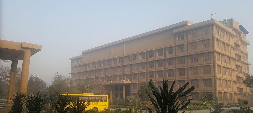 Christ University Delhi NCR Campus, Ghaziabad