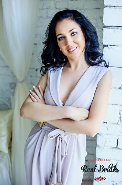 Profile photo Ukrainian bride Elena
