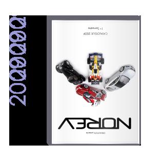 Catalogue Norev Collection 2009