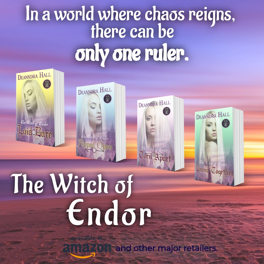 Witch of Endor series by Deanndra Hall