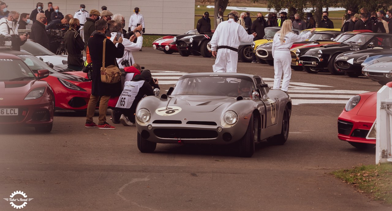 Tickets for Goodwood's Motorsport Events now on sale