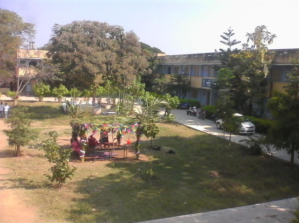 Dharmapuri District Co - Op Sugar Mills Polytechnic College