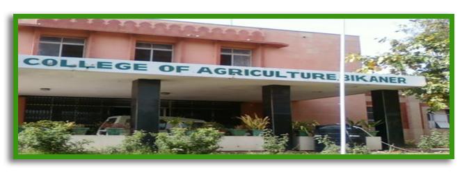 College of Agriculture, Bikaner Image