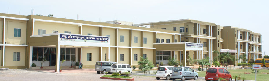 New Horizon Dental College and Research Institute Image