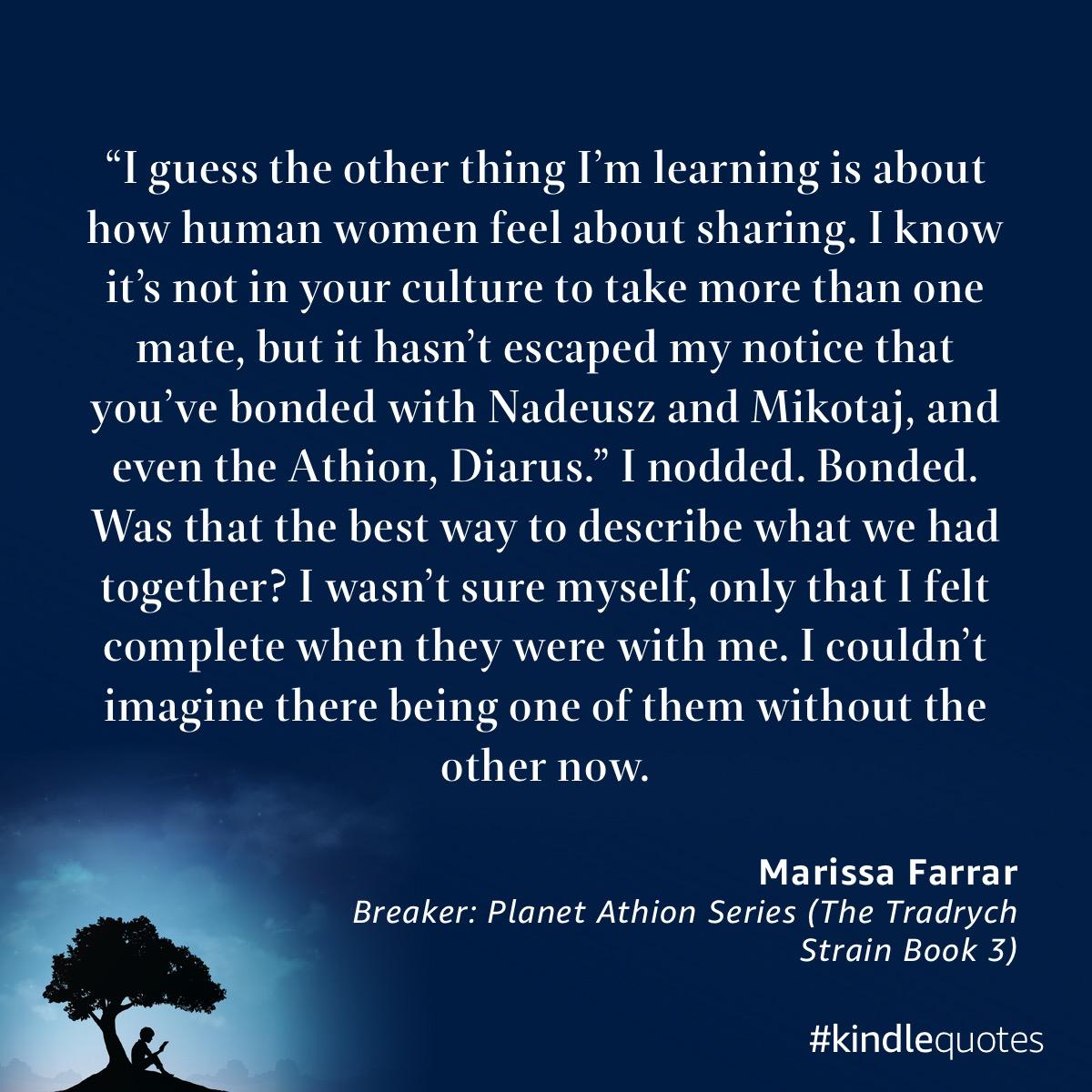 Book quote Marissa Farrar