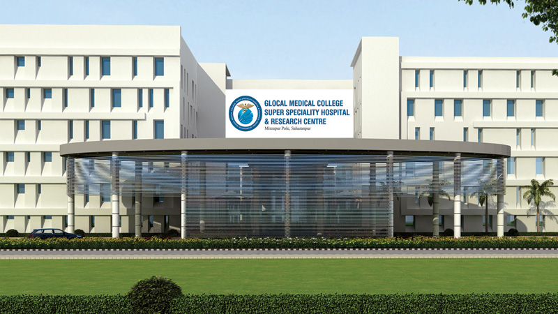 Glocal Medical College, Super Specialty Hospital and Research Center, Saharanpur Image