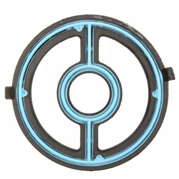 Engine Oil Cooler Seal Gasket For Mazda Engine 3 5 6 Cx 7: Engine Oil Cooler Seal Gasket