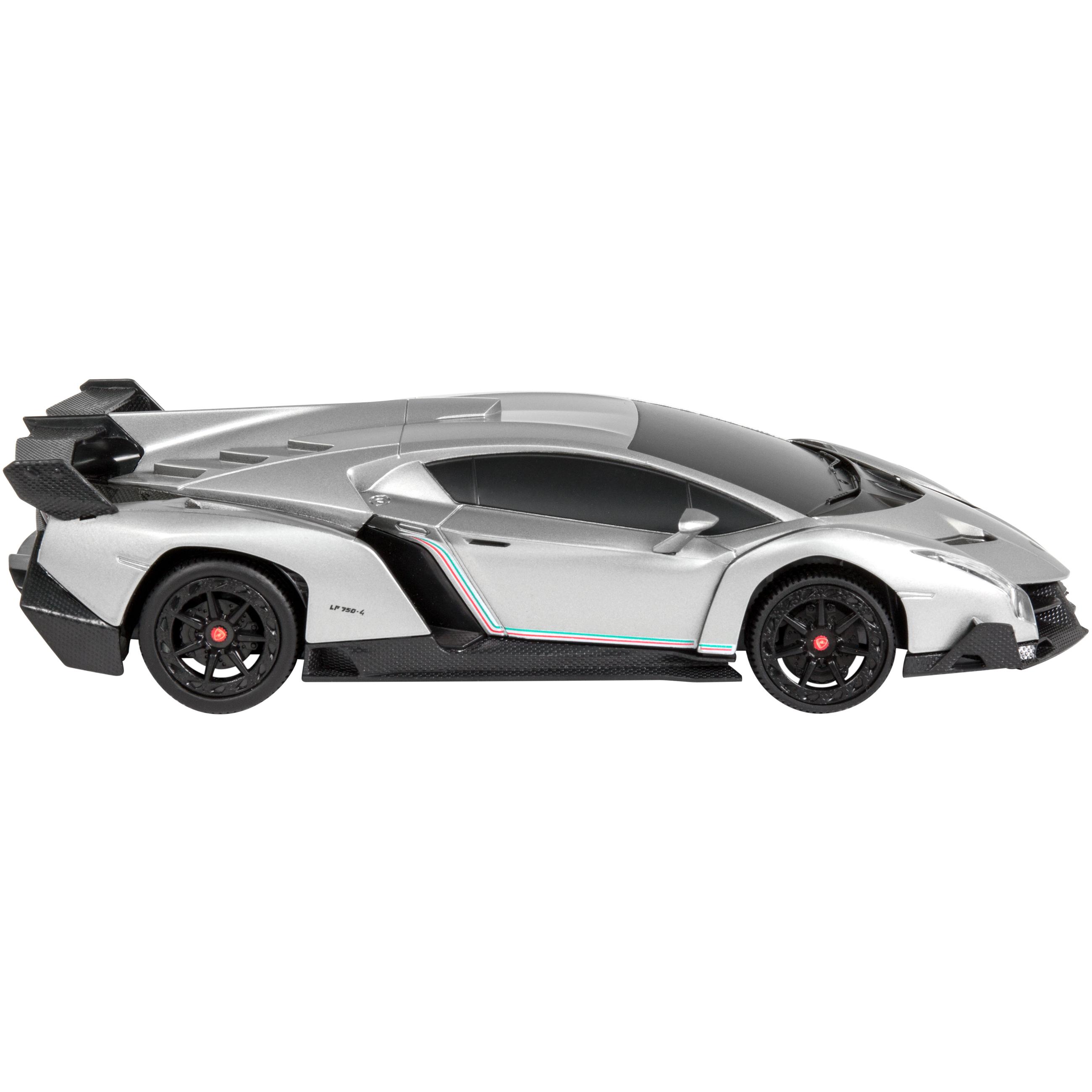 BCP-1-24-Kids-RC-Lamborghini-Veneno-Racing-Car-Toy-w-Lights-Shock-Suspension thumbnail 24