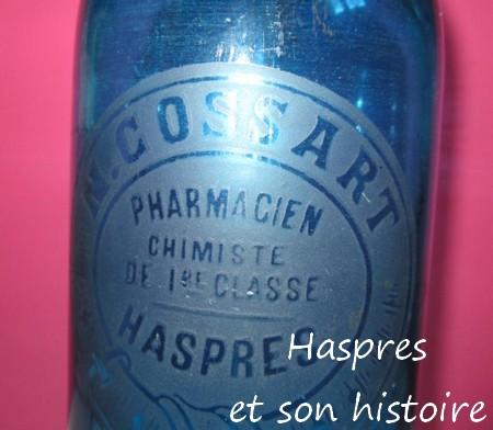 La pharmacie Cossart