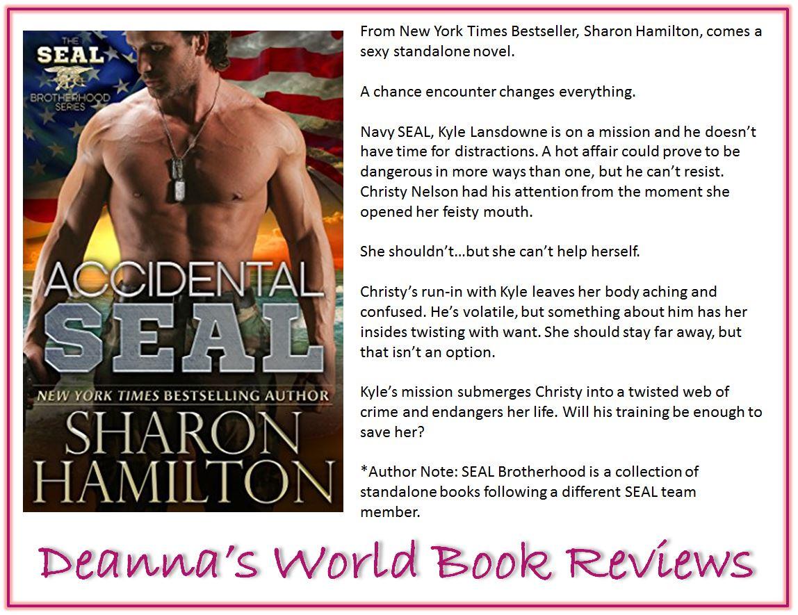 Accidental SEAL by Sharon Hamilton blurb